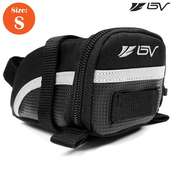 BV Bicycle Small Seat Saddle Bag Bike Saddle Rear Pouch Tail