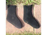 Winter fin boots / fin socks / wetsuit socks / diving booties