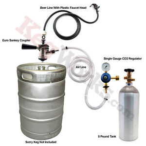 Economy Draft Beer Refrigerator Conversion Kit European