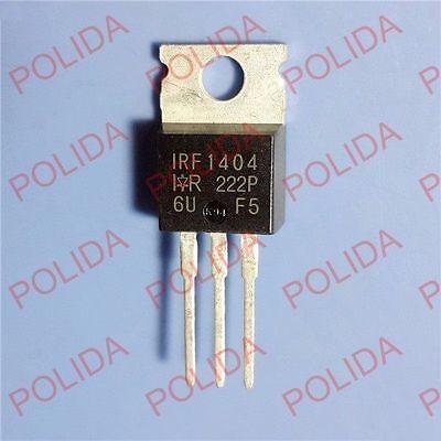 10pcs Mosfet Transistor Ir To-220 Irf1404 Irf1404pbf