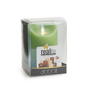 Reallite - Flameless Wax Candles with Realistic Flame **NEW** London Ontario image 3