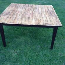 Outdoor Timber Table Bedford Bayswater Area Preview