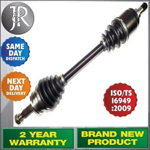 NISSAN MICRA 1.0 K11 DRIVESHAFT & CV JOINT NEAR/SIDE 1993 2002