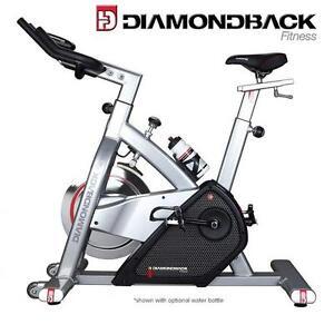NEW* DIAMONDBACK INDOOR CYCLE FITNESS INDOOR CYCLE - BLACK 106711186