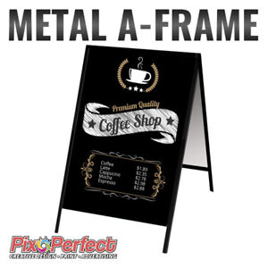 ★Cheap A-Frame Sidewalk Sign Printing Toronto GTA ✂$5 OFF COUPON