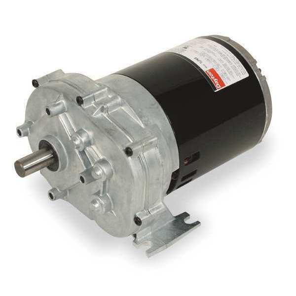 DAYTON 1LPP7 AC Gearmotor,6 rpm,ODP,115V