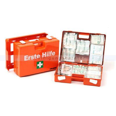 Erste Hilfe Koffer Leina Quick orange DIN 13157 Verbandskasten Notfallkasten
