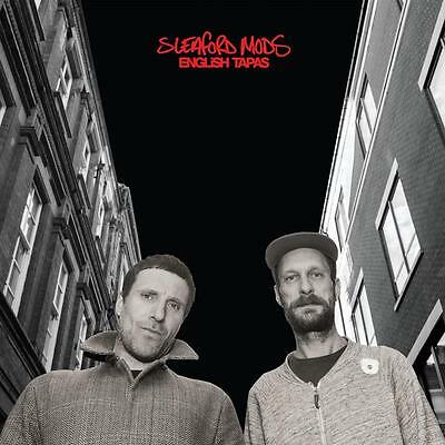Sleaford Mods - English Tapas - Vinyl LP Album(Released 3rd March 2017)Brand New