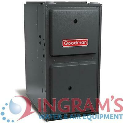 80k BTU 96% AFUE Multi Speed Goodman Gas Furnace - Upflow/Ho