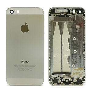 iphone 5s back replacement original apple iphone 5 5c 5s back cover mid frame housing 14741
