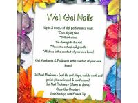 ~ Well Gel Nails ~ Mobile Nail Technician