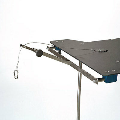 New Mcm-345 Surgical Table Armboard Horizontal Hand Surgery Traction Tower 24