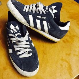 ADIDAS Trainers size 8 UK (good condition) £34.99