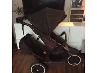 PHIL & TED DOBLE PUSHCHAIR £60 ONO