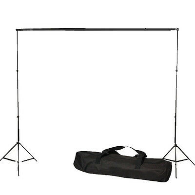 Photo Studio Photography Backdrop Stand Background Muslin Stand Carry Bag  S904