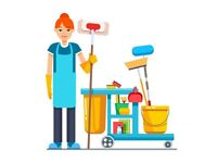 Friendly experienced cleaner available for regular cleaning and housekeeping.