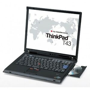 IBM THINKPAD T-43 ram needed asap!