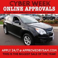 """2014 CHEVY EQUINOX - TEXT """"AUTO LOAN"""" TO 519 567 3020"""