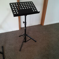New Music Stand never been used