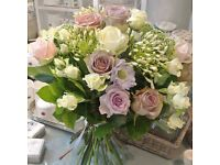 Partime/Weekend Florist and Sales Assistant for High End Florist in Central London