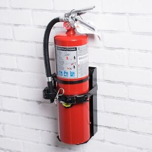 10lbs fire extinguisher.