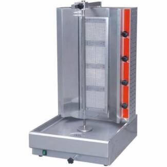 FED LPG Gas Doner Kebab Machine RG-2LPG