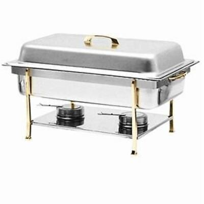 Continental Buffet Banquet Chafer Food Server Stainless Steel