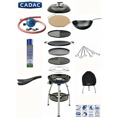 CADAC Carri Chef 2 BBQ Accessory Tops