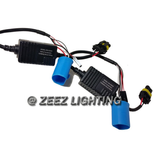 9004/9007/HB5 HID Canbus Decoder Anti-Flicker Bulb Out Error Warning Canceller