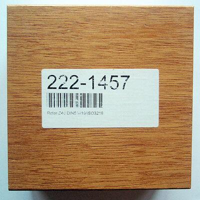 Haake Rheometer 222-1457 Rotor Z40 Din53019iso3219 Rheostress Rv Rsxxx