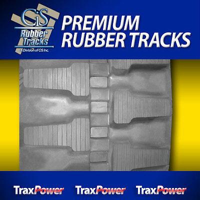 Bobcat 442 X422 X442 308 Terex Tc75 18 Rubber Track