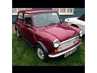 Classic Mini Wanted Limited Edition