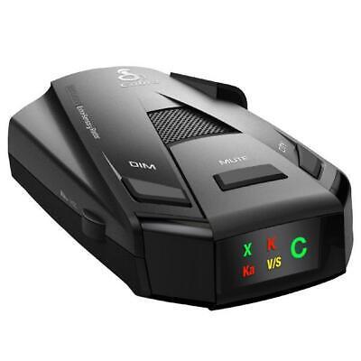Ανιχνευτής ραντάρ Laser Αστυνομική ειδοποίηση Ασφάλεια ταχύτητας αυτοκινήτου COBRA 12-Band 360 Degree NEW