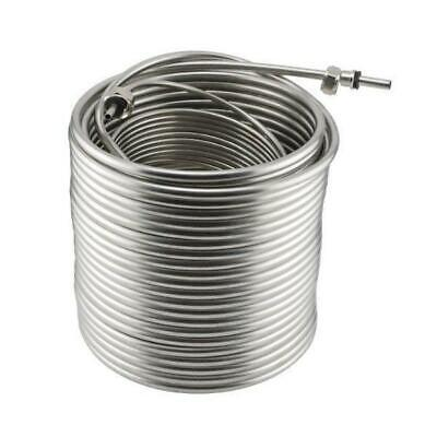 Jockey Box Stainless Steel Coil - 120 - Right Hand Coil