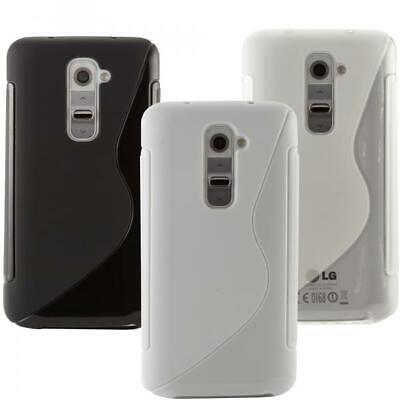 LG G2 D802 3in1 Set case schutz hülle handy tasche cover schale (G2 Handy)