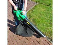 New Electric Garden Leaf Blower / Vacuum (2600W) FREE LOCAL DELIVERY