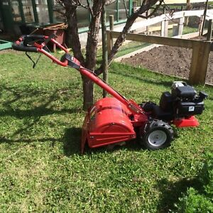 Yard machine rototiller