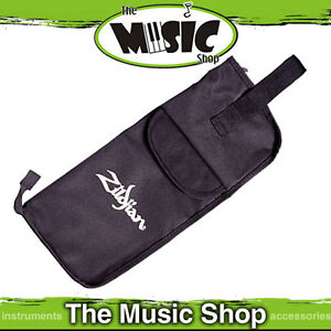 New Zildjian T3255 Drumstick Bag with Accessory Pocket - Drum Stick Bag