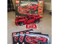 Lego technic 8070 supercar