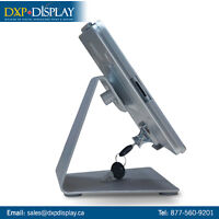 Ipad Floor Stand with Best Quality Feature from dxpdisplay.ca
