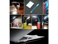 New Flexible LED USB Light in Black