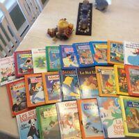 Collection de livres de Disney neufs