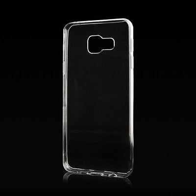 Silikoncase Transparent 0,3 mm Ultra dünn Case für Samsung Galaxy A5 2016 A510F