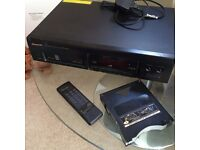 Pioneer pd-m426 6 disk cd player