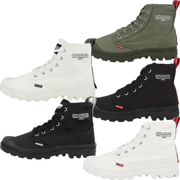 Palladium Pampa Hi Dare Boots Schuhe High Top Freizeit Sneaker Stiefel 76258