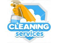 Commercial and Domestic Cleaning available GREAT RATES!!