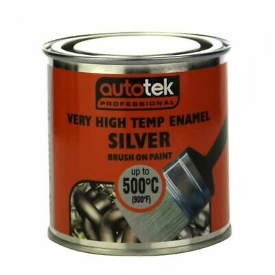 Car Parts - NEW AUTOTEK VHT PAINT - SILVER - 250ML - ATOOVHTS250 BEST QUALITY