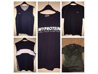Mens Gym Clothes Bundle