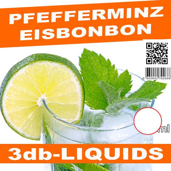 PFEFFERMINZ EISBONBON - E-Liquid 50/100/250ml 0/3/6mg 3db-Liquids 838