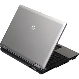 Cheap HP ProBook with Microsoft Office - looks brand new